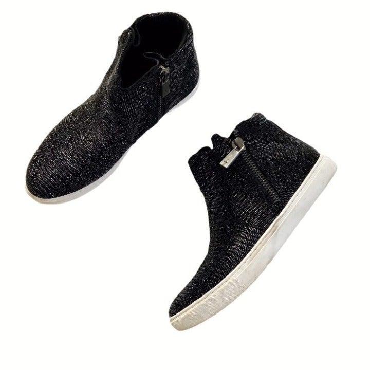 KC Reaction Kiera Nubuck High Sneakers