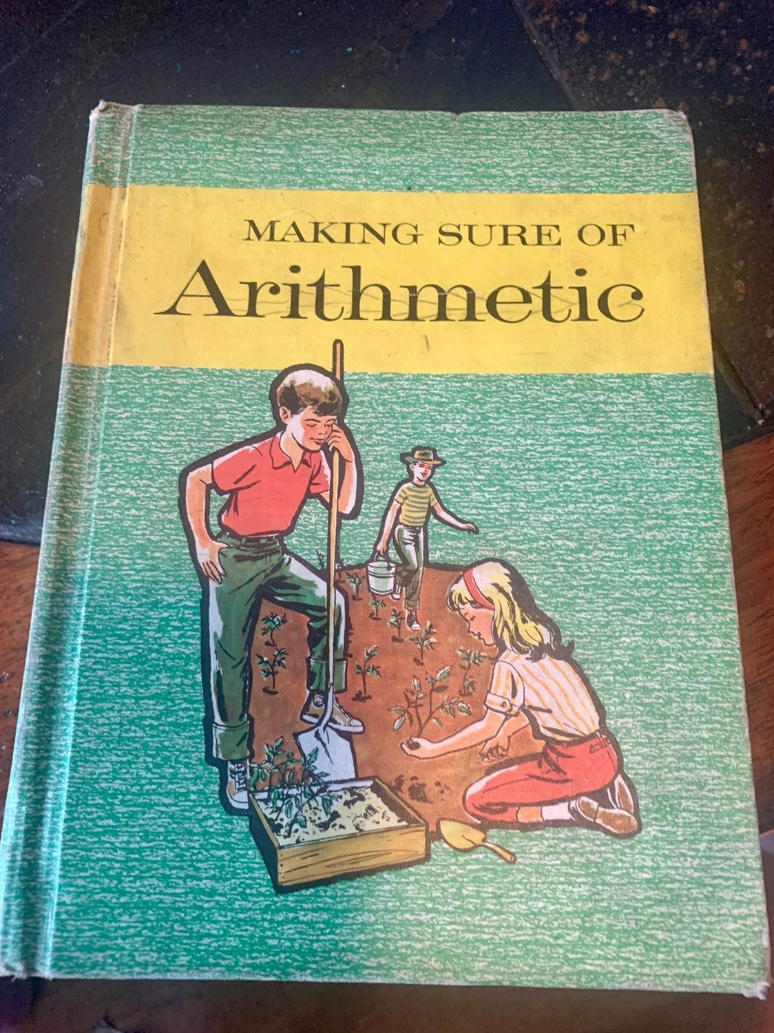 Collectible Making Sure of Arithmetic