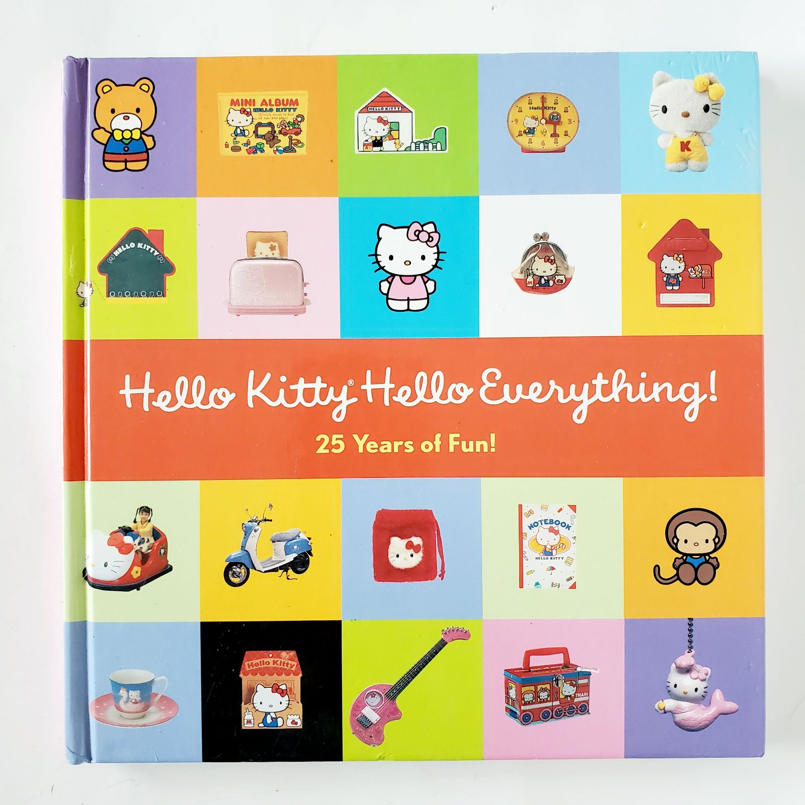 Hello Kitty Hello Everything hardcover
