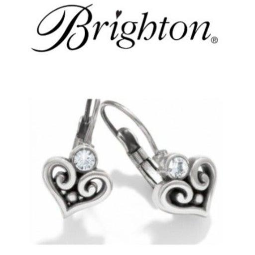 NEW BRIGHTON Alcazar Heart Earrings