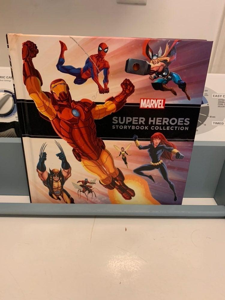 Superheroes stories