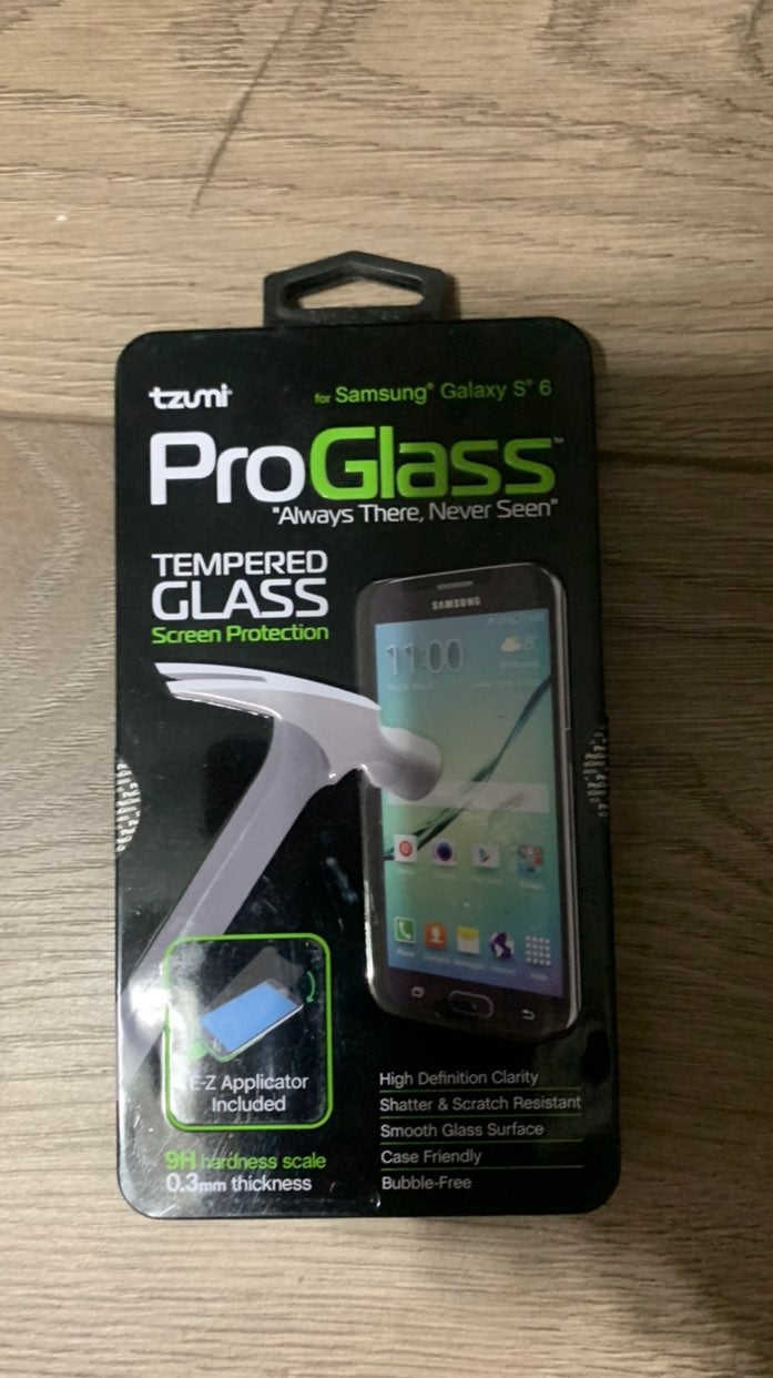 Screen protector for galaxy S 6