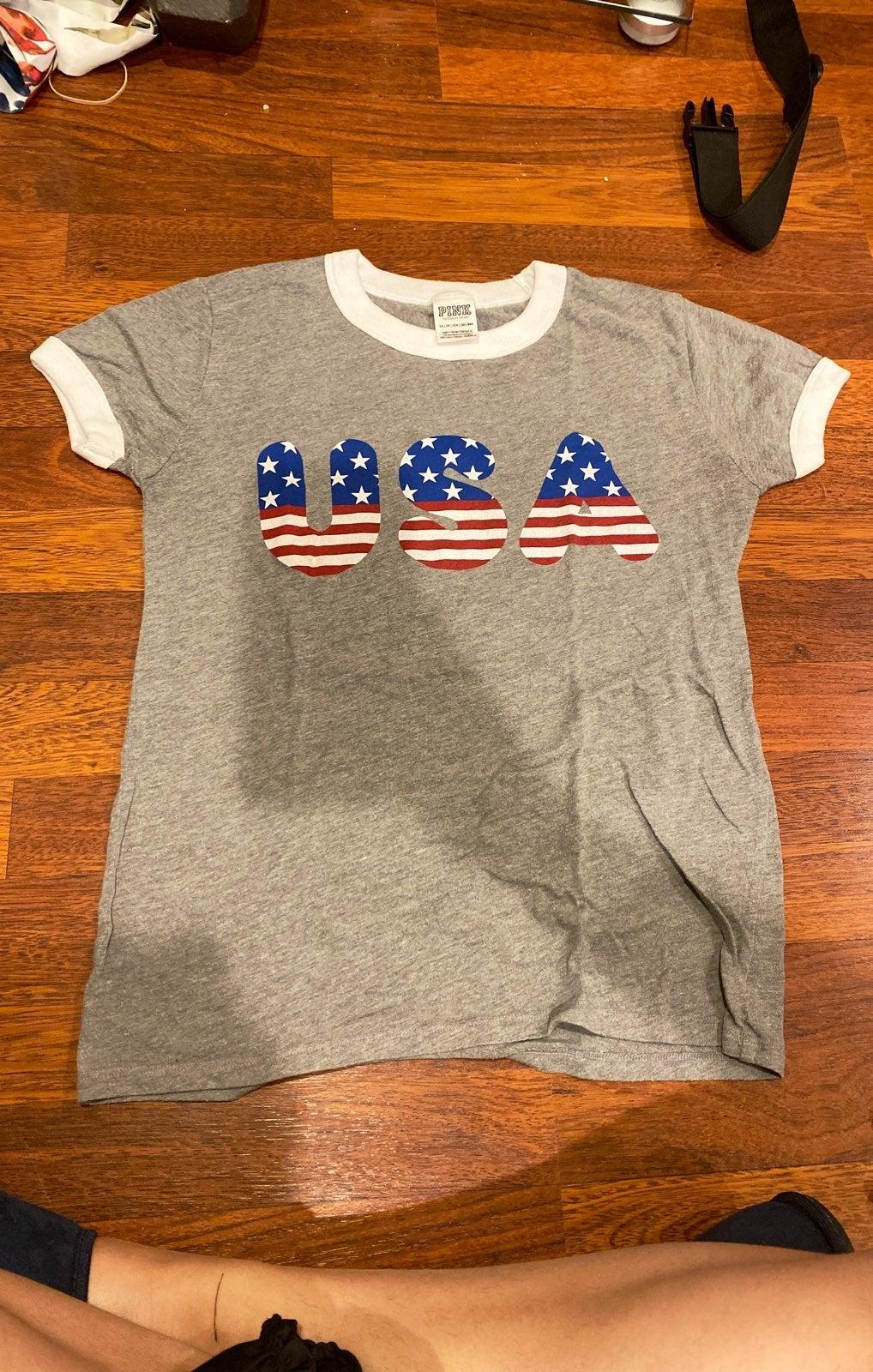 PINK USA shirt