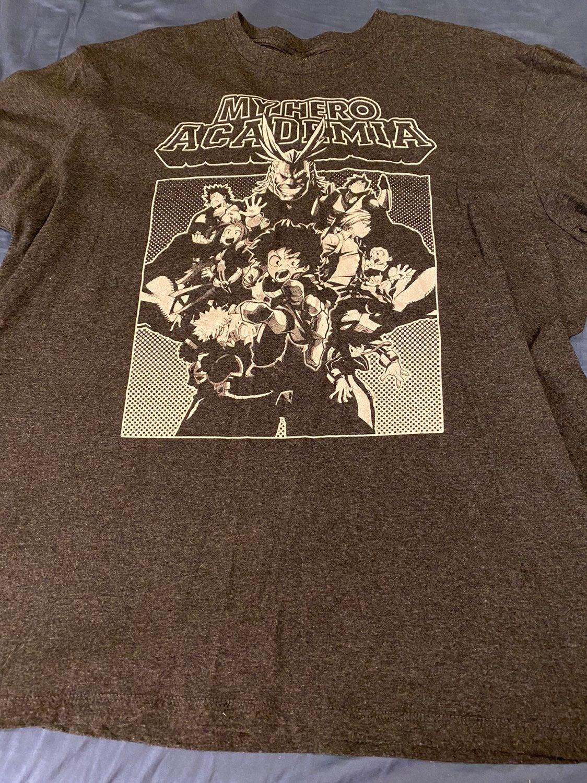 My Hero Academia T shirt XL