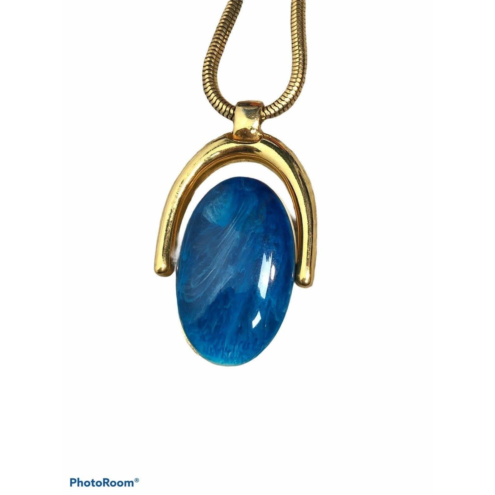 Vtg Crown Trifari Reversible Necklace