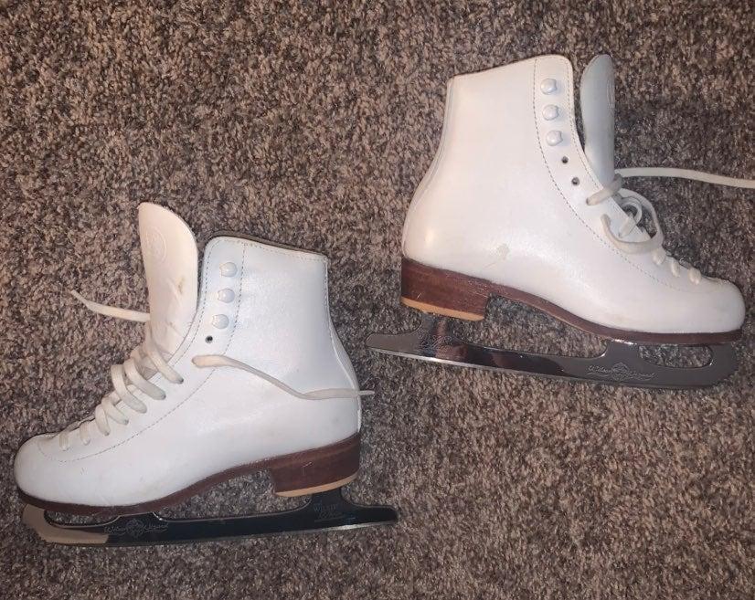 Riedell Edge Women's Ice Skates Size 1