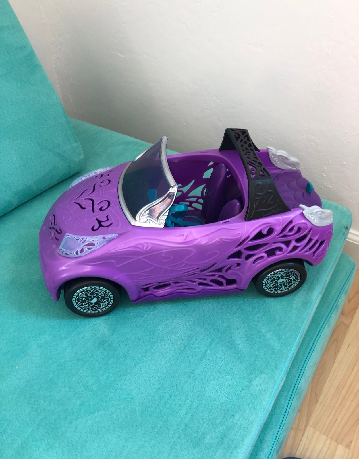 Monster High toy car