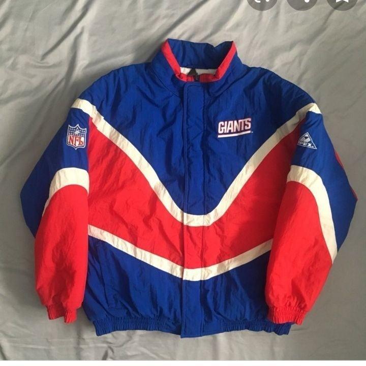 NFL Giants jacket