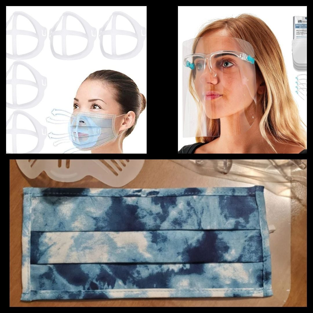 Face protection  bundle, protect your se