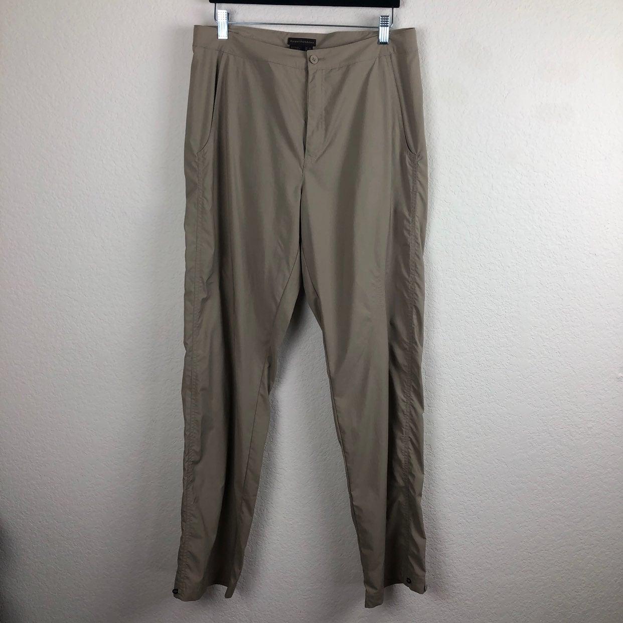 Royal Robbins Light Tan Long Pants US 12