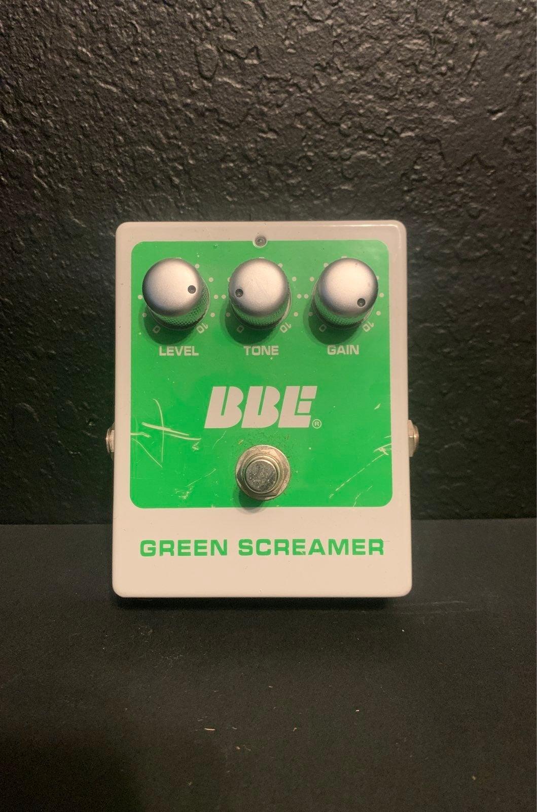 BBE Green Screamer