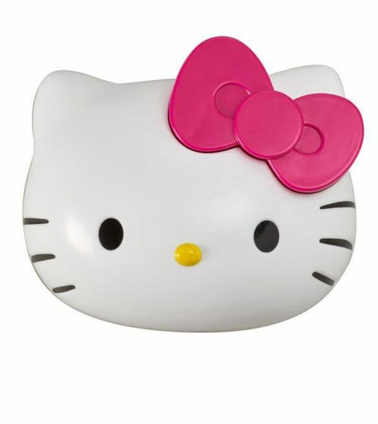 HELLO KITTY CAKE TOPPER WITH SURPRISE