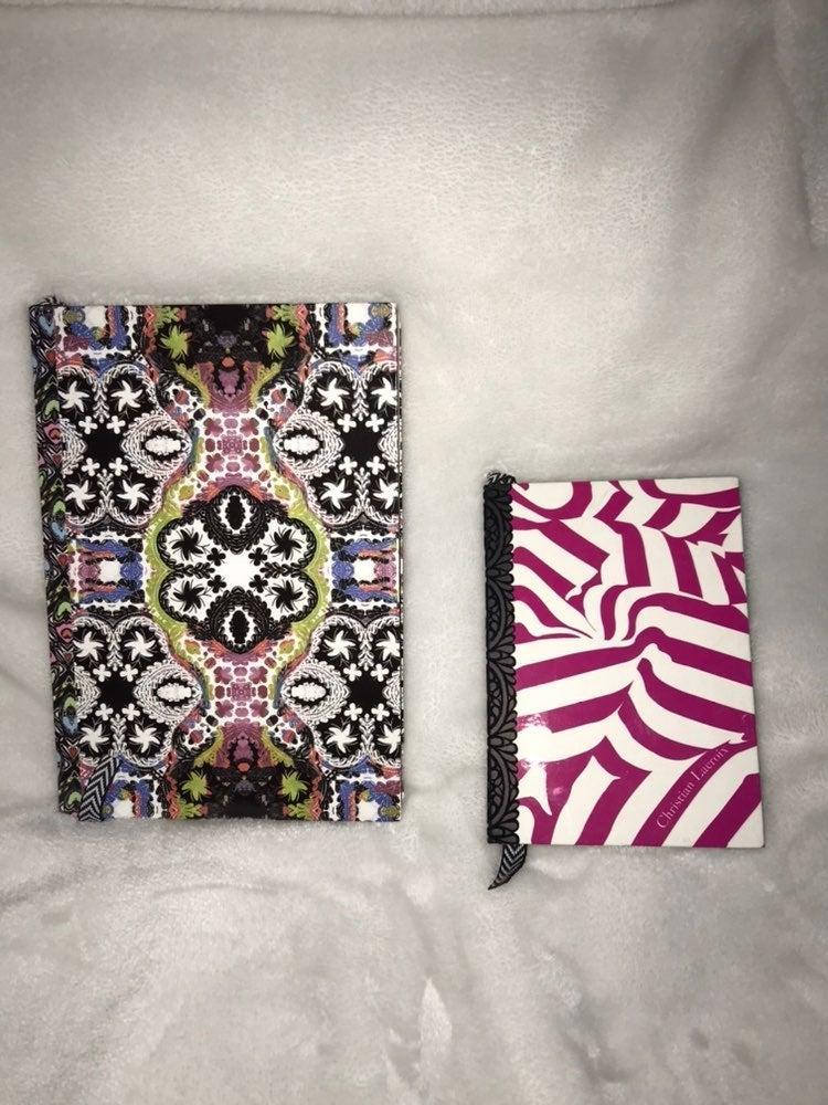 Christian Lacroix notebooks