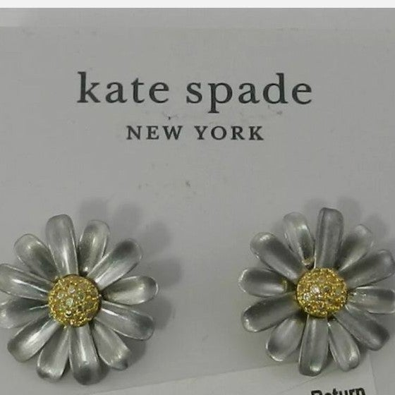 Kate Spade Earrings 100% authentic BNWT