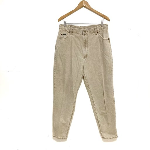 Vintage Lee acid wash mom Jeans plus siz