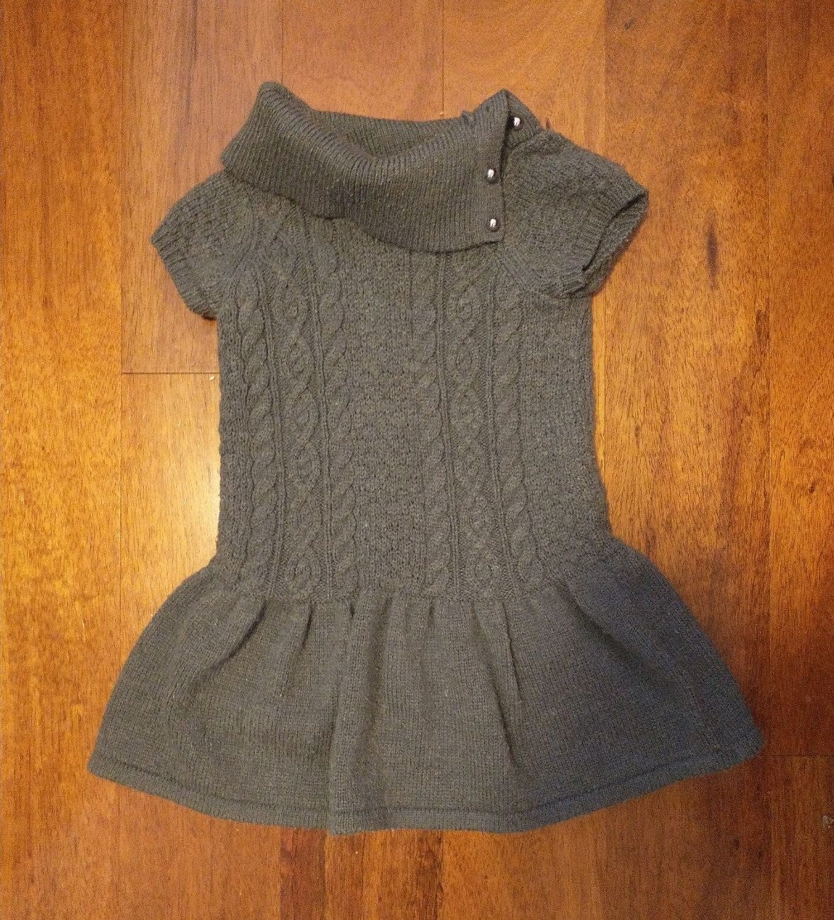 Janie and jack knitted dress 3t