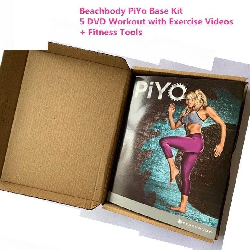 (Brand New)PiYo Workout DVD Chalene John