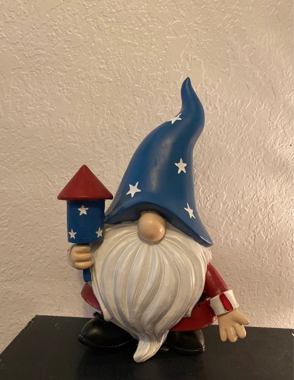 Garden Gnome 4th of July