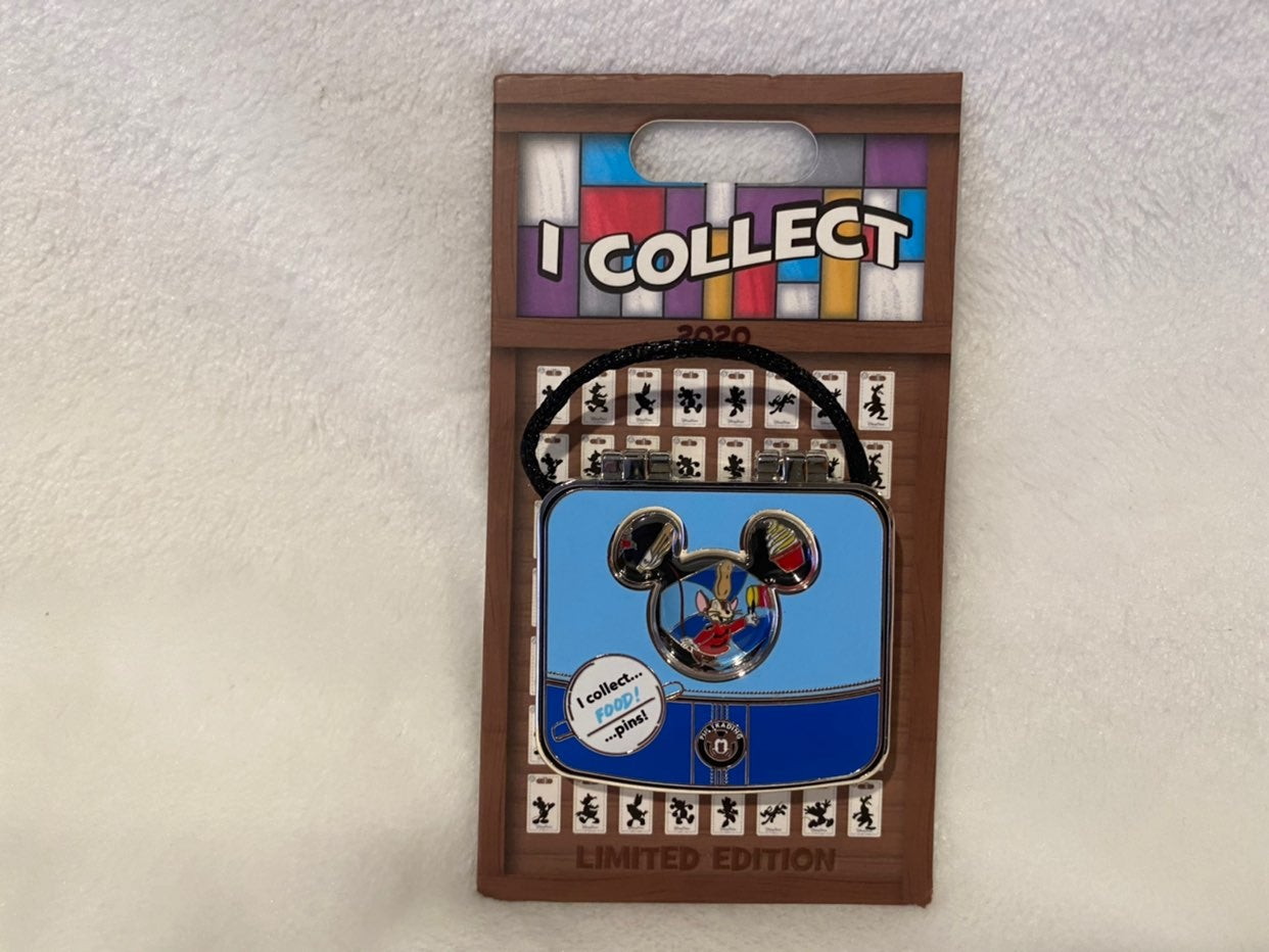 Disney pin - iCollect - Timothy Mouse