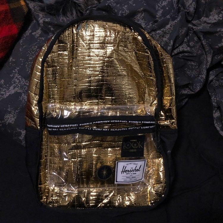 Limited edition herschel backpack