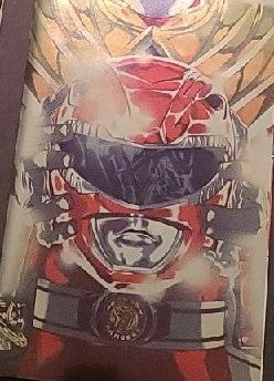 Power Rangers Necessary Evil #46 Foil