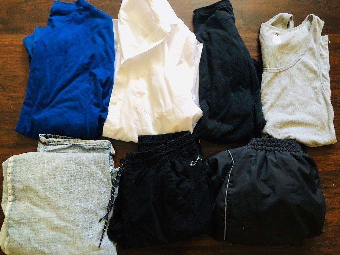 Lot Of Men Clothes