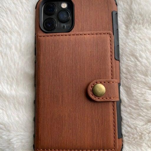 Iphone 11 premium wallet case