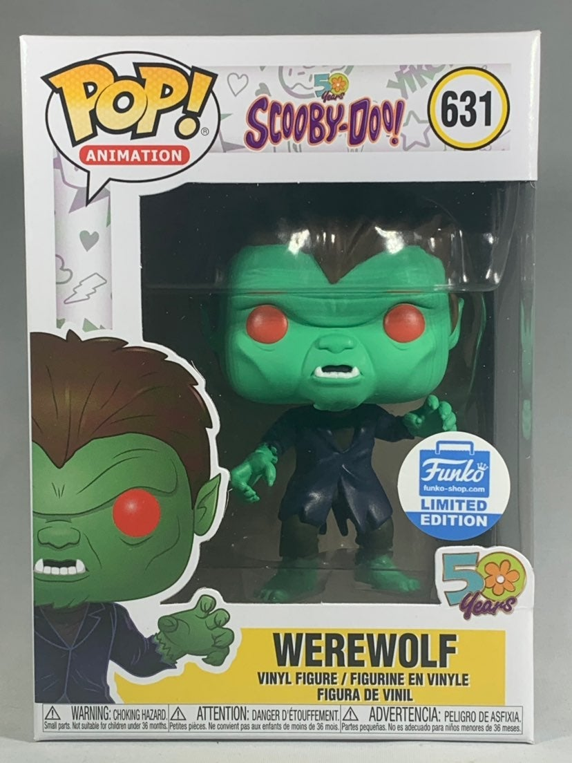 Werewolf - Scooby Doo Funko Pop