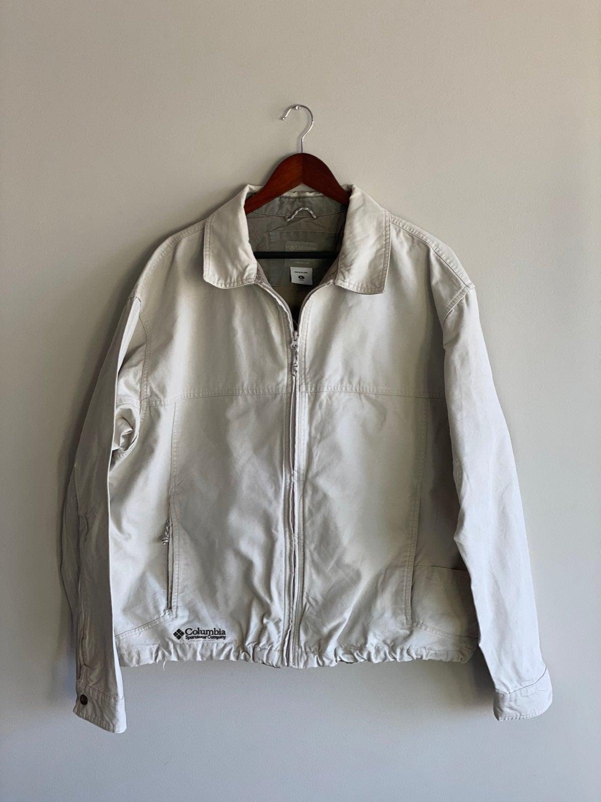 Vintage Columbia Jacket Sz XL