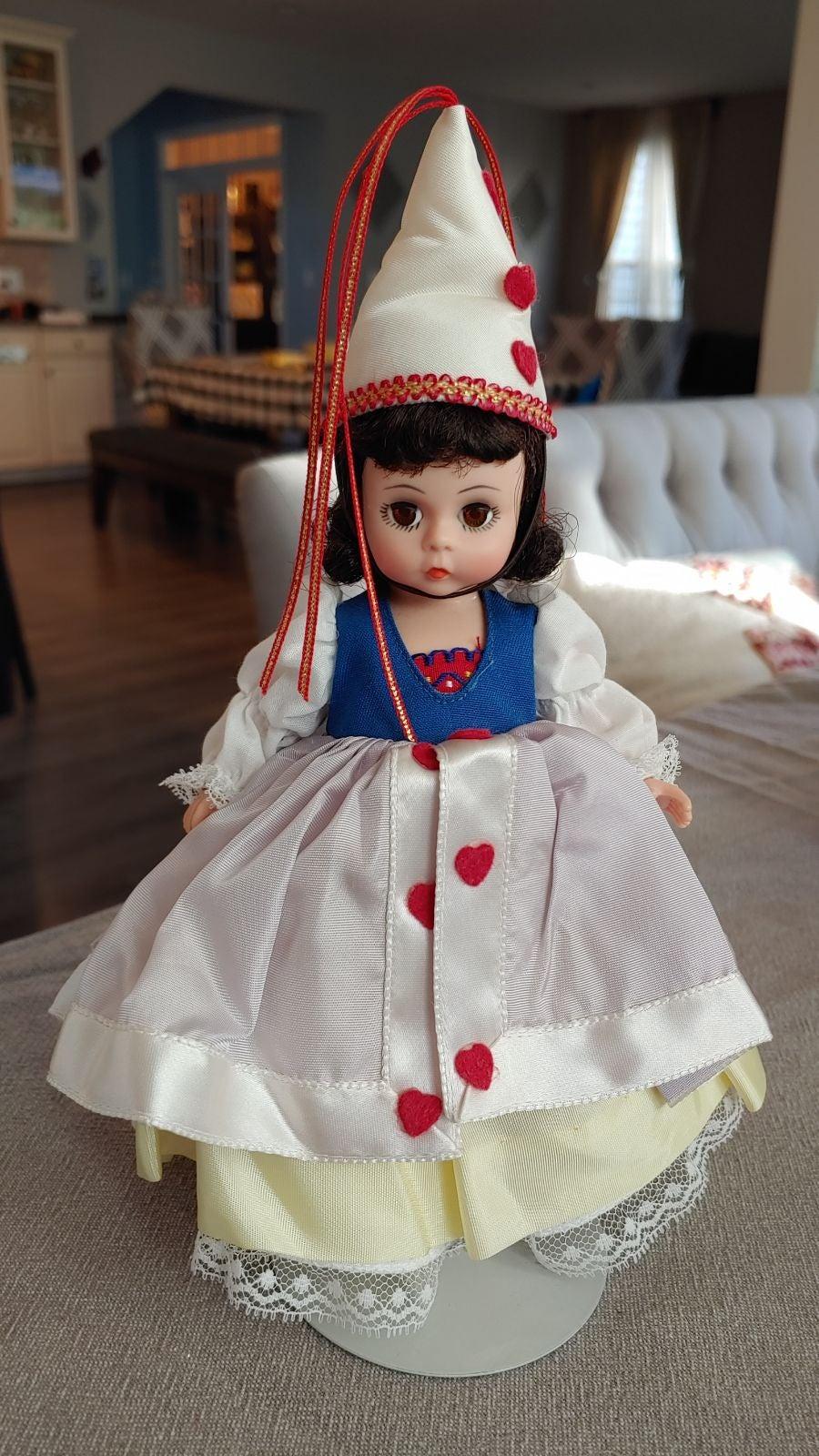 Madame Alexander Queen of hearts