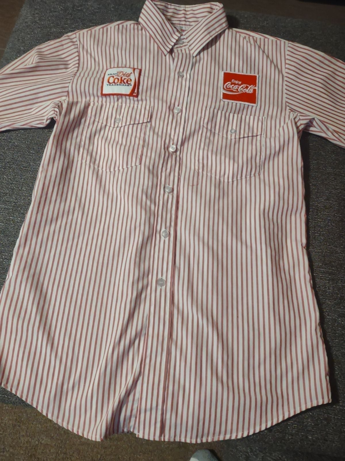 Original coca cola shirt