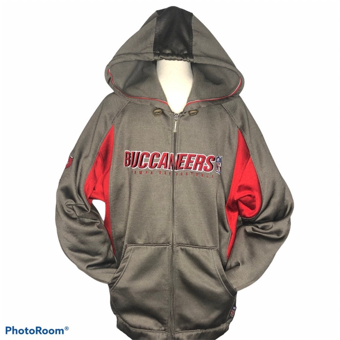 Tampa Bay Buccaneers hooded sweater