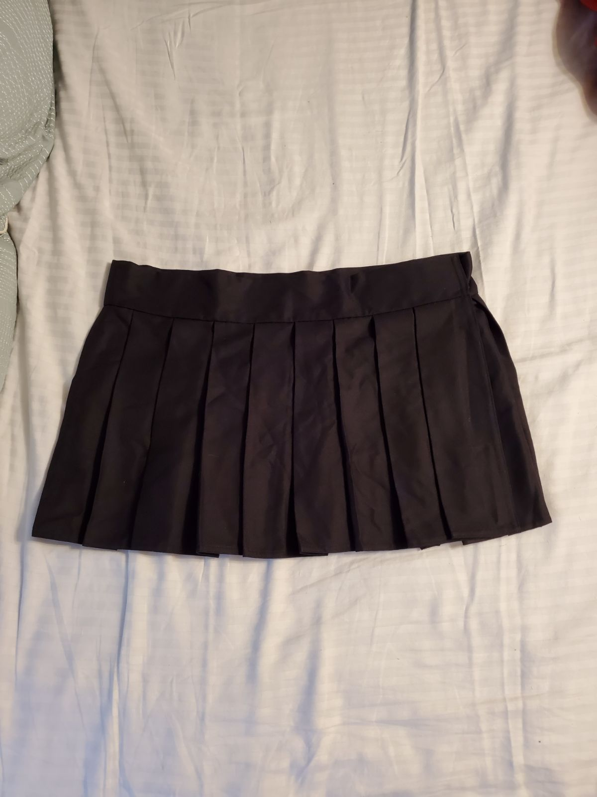 Donald Seneca pleated skirt Plus size 2