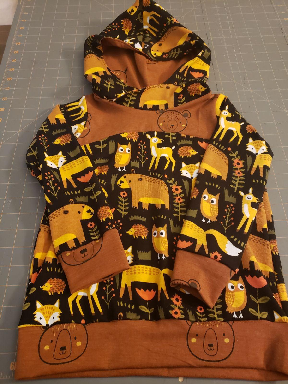 Handmade Hooded Shirt