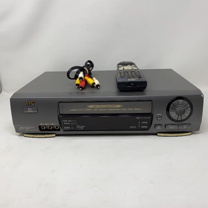 JVC Video Cassette Recorder HR-J7005UM