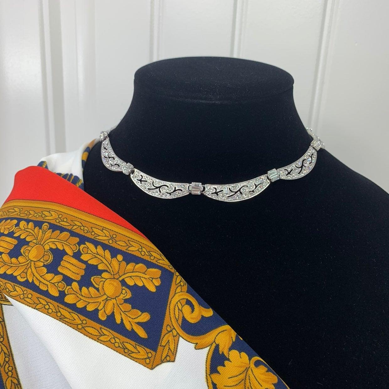 Vintage Attwood sawyer necklace
