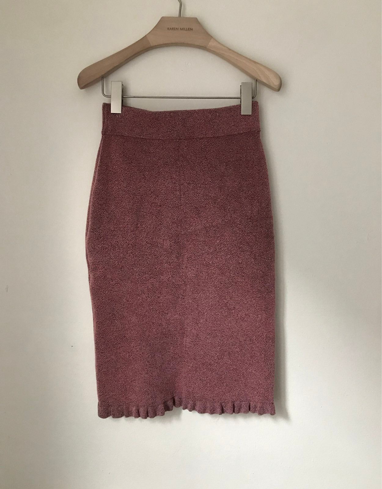 Club Monaco Fitted Pencil Skirt
