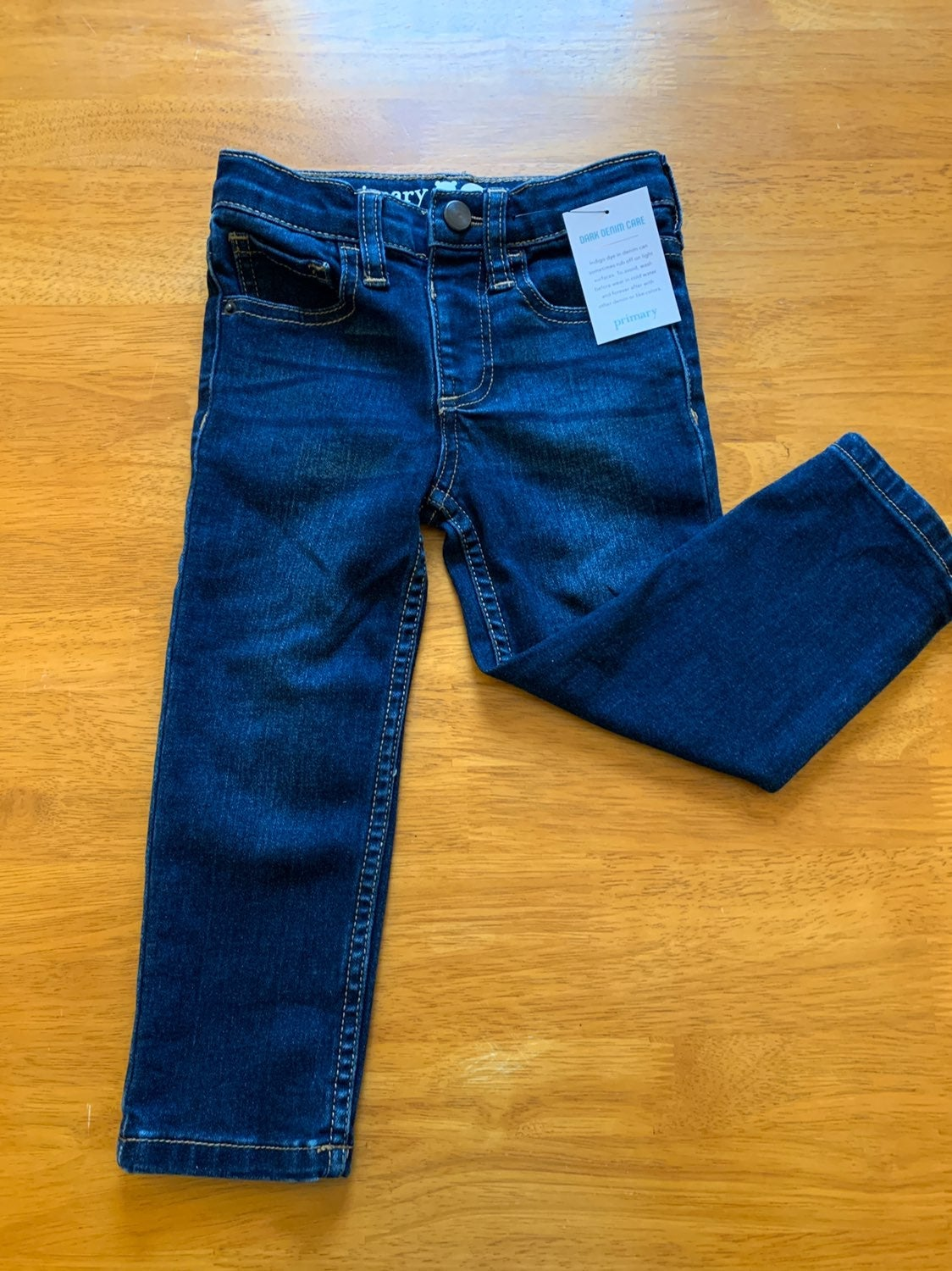 NWT Primary Jeans Size 2