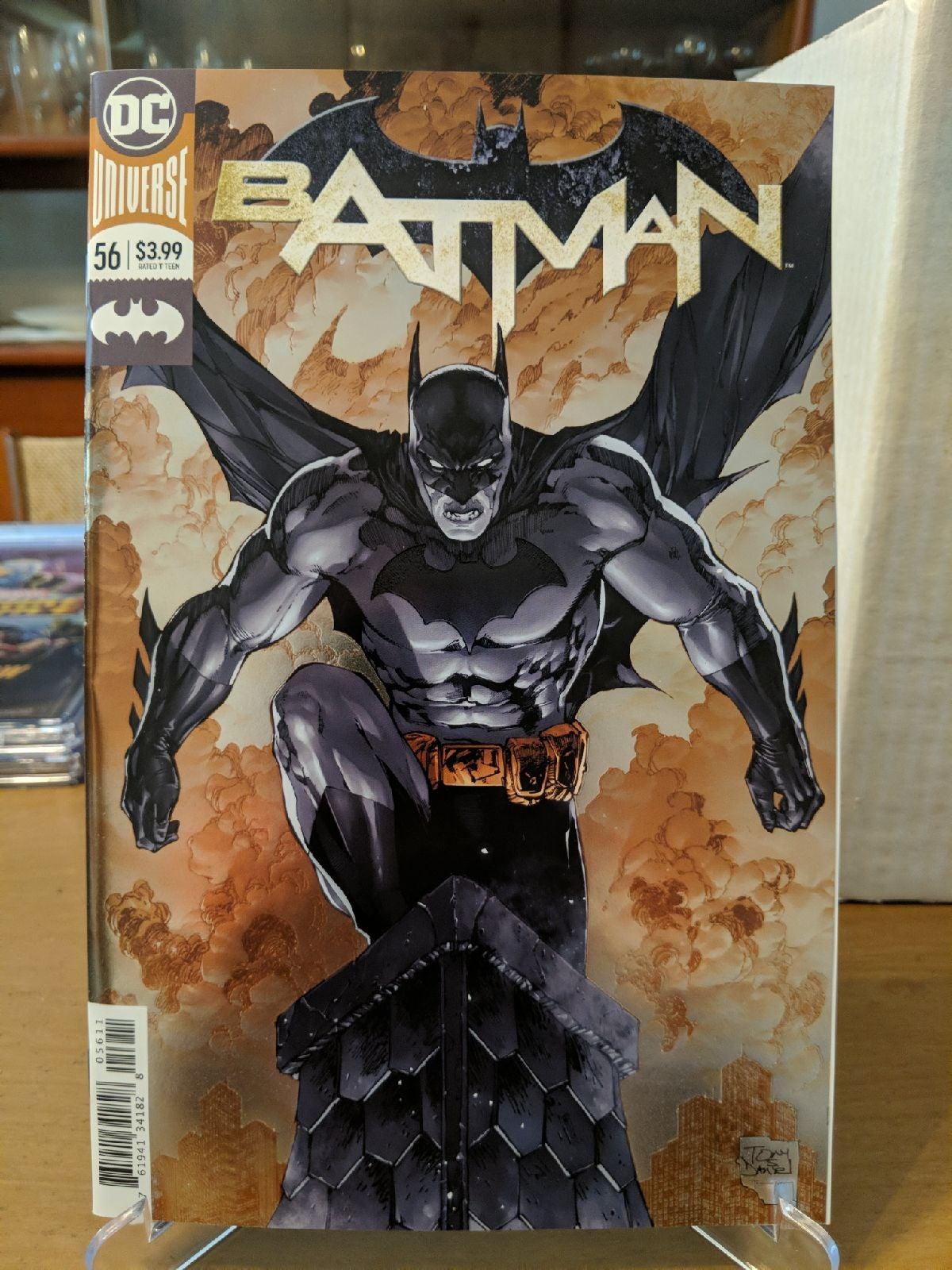 Batman #56 Foil Cover
