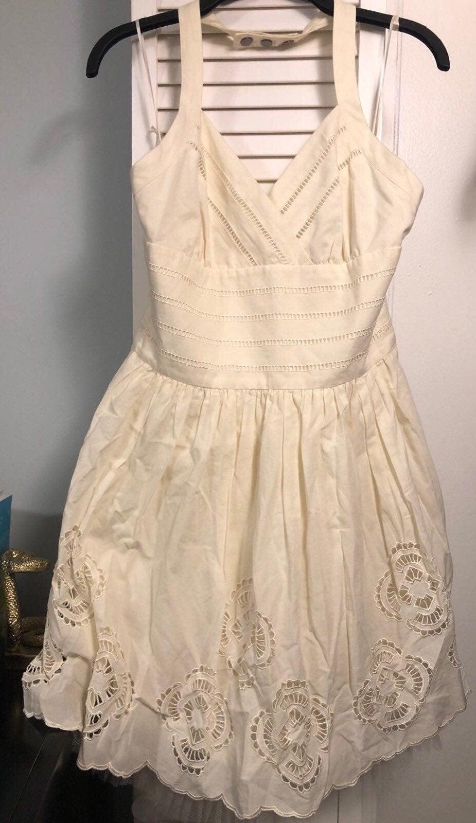 Jessica Simpson halter dress
