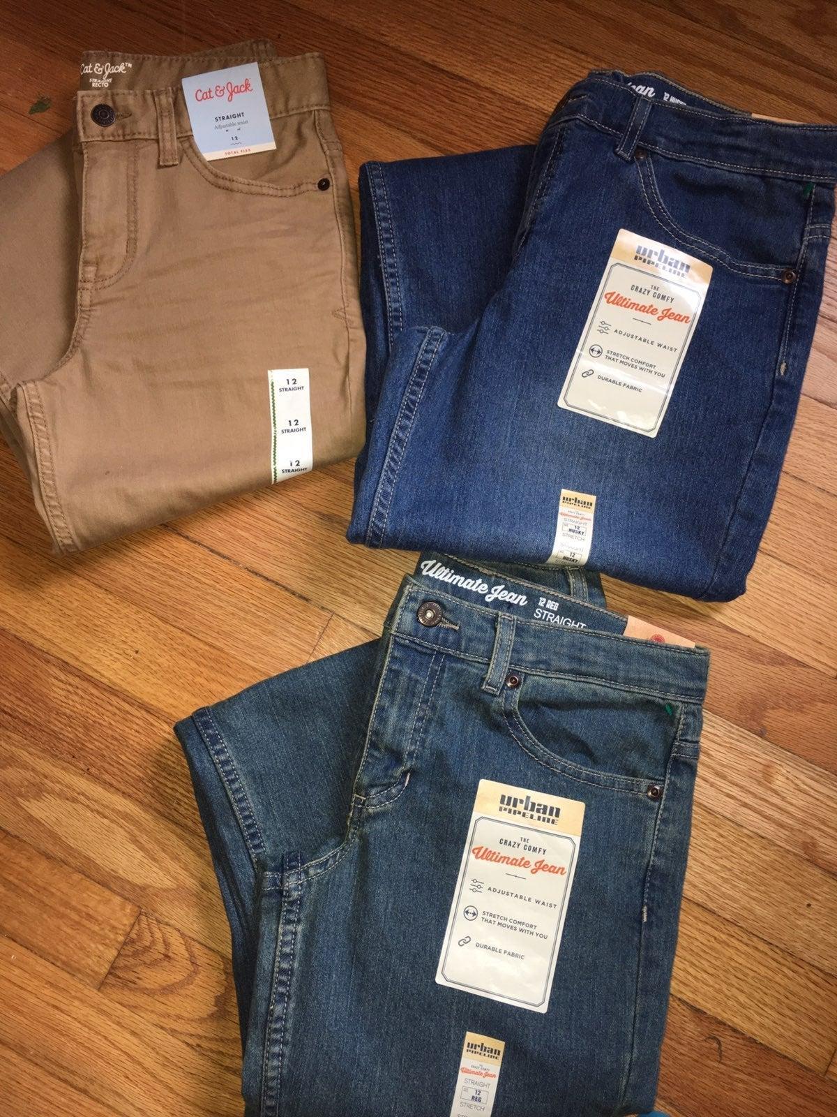 Big Boys Jeans Bundle