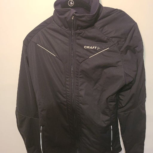 New with tags Mens craft jacket small
