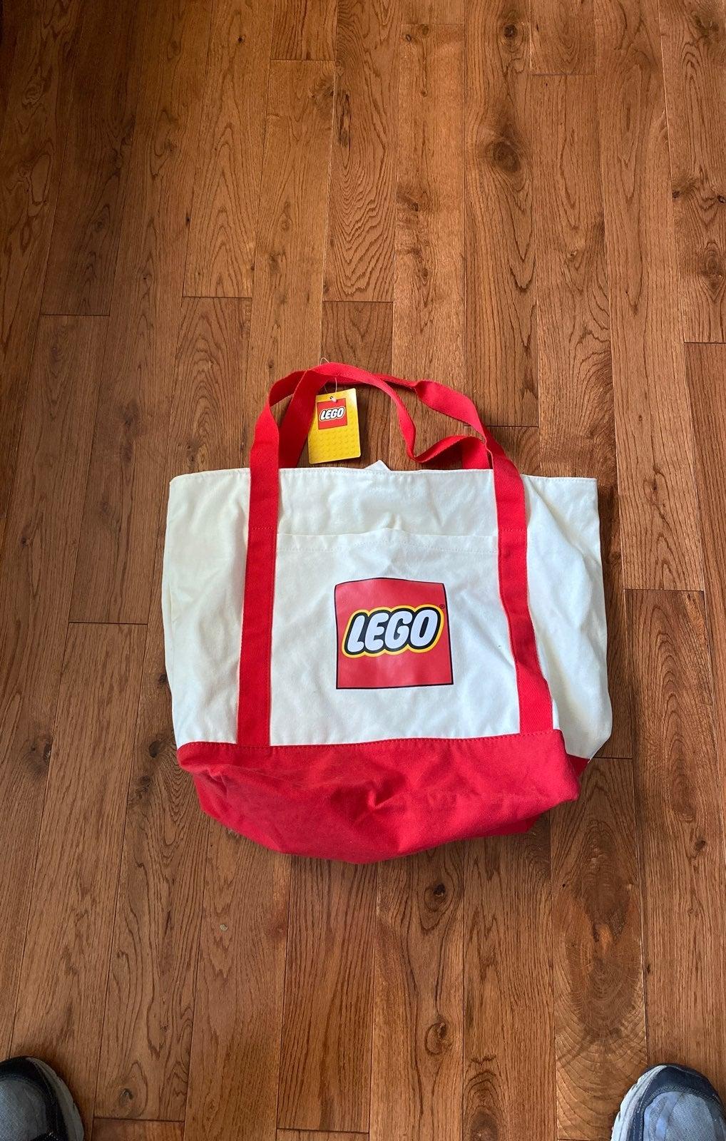 Lego Cotton Canvas Tote
