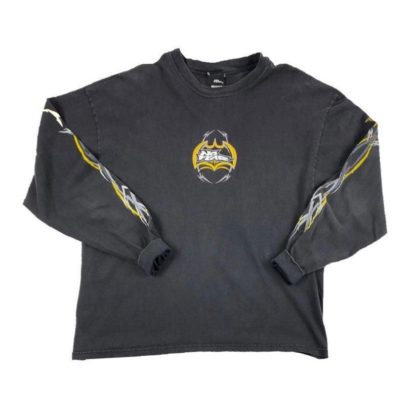 VTG 1990's No Fear Long Sleeve T-Shirt