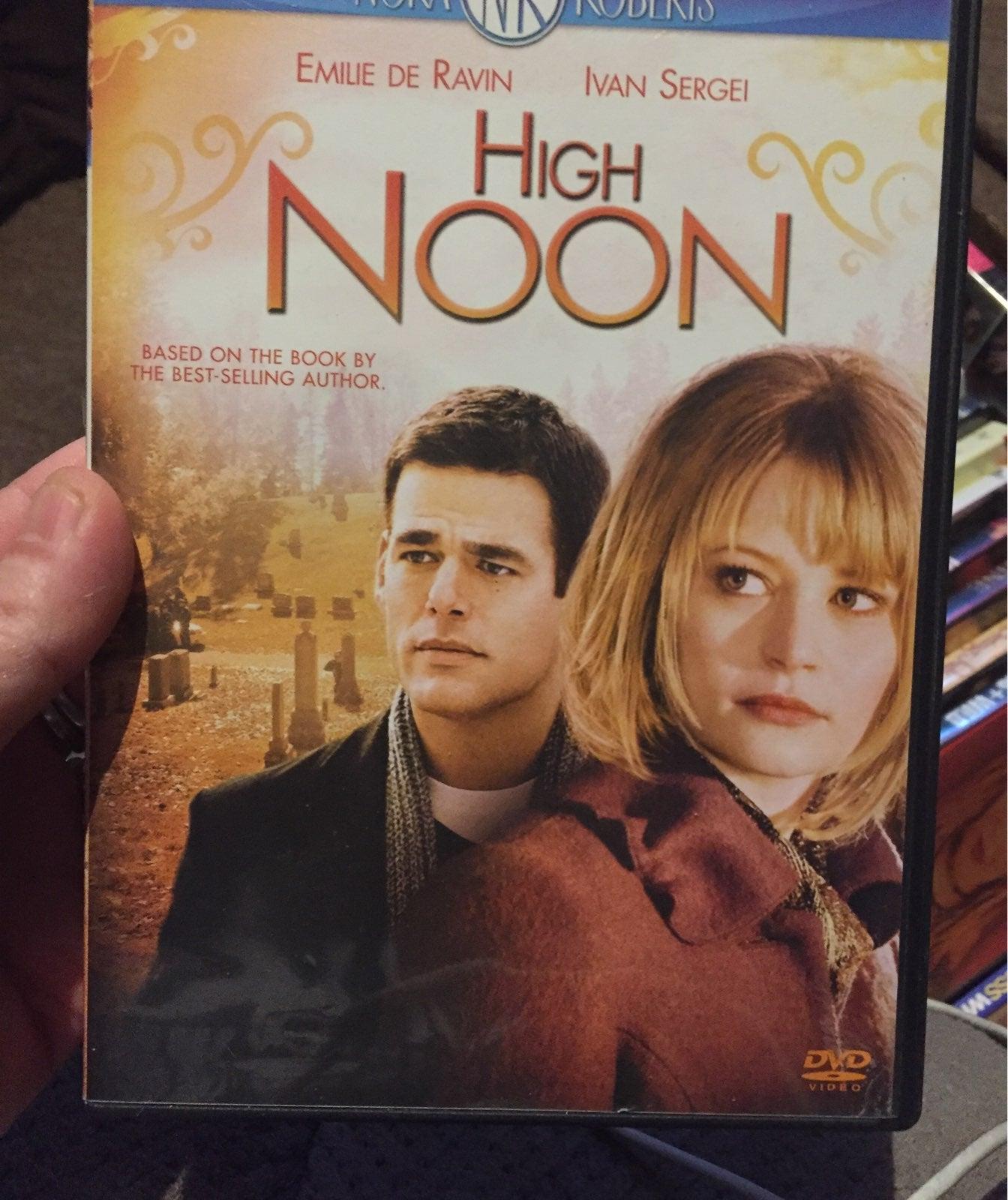 DVD high noon