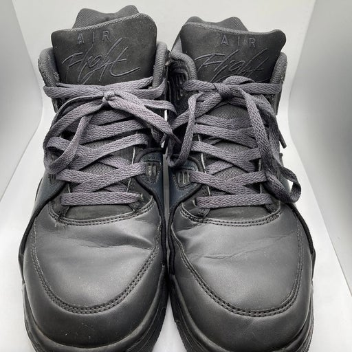 Nike Air Flight 89 black on black sz 11
