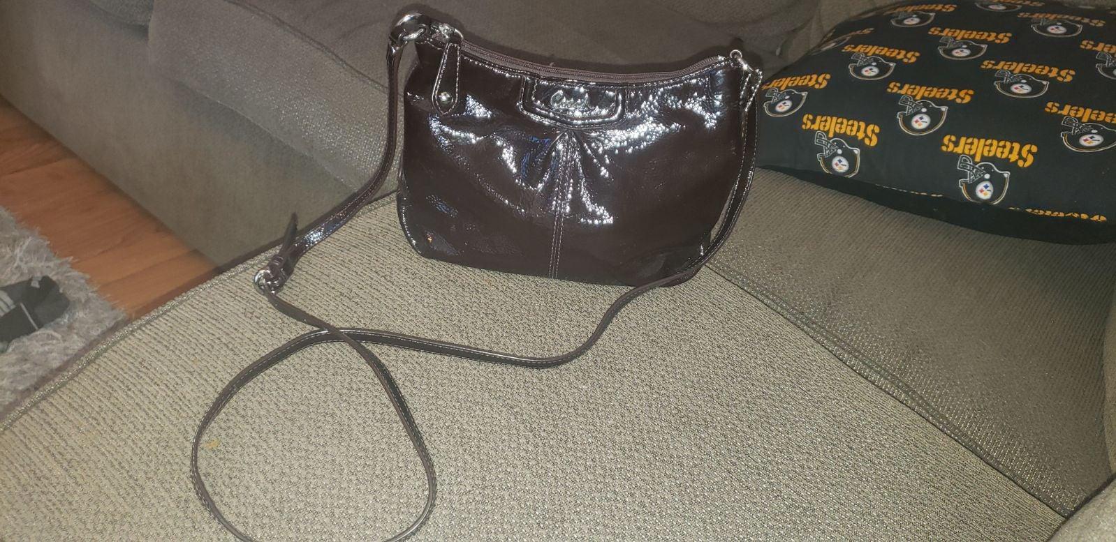 Vintage coach purse