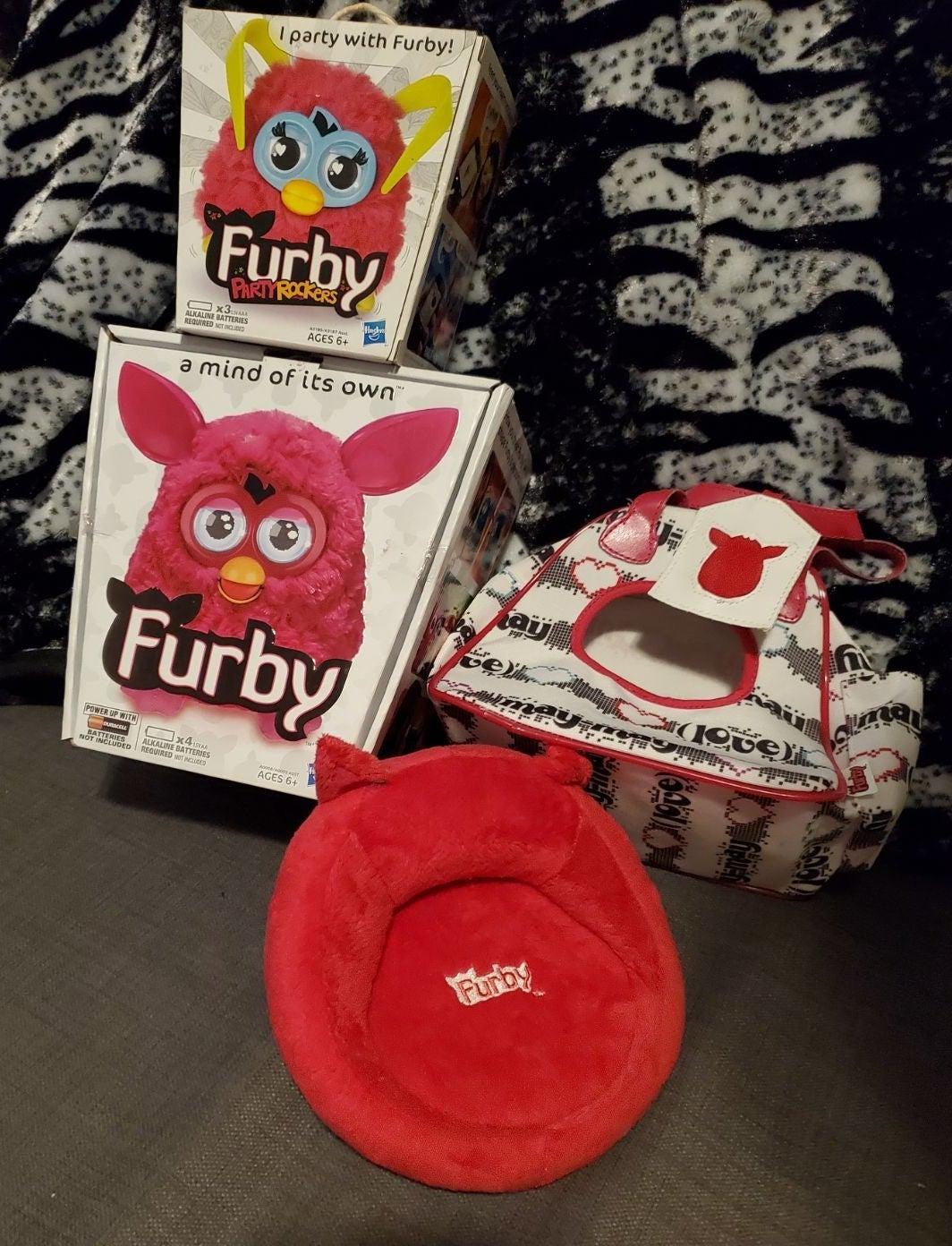 Pink 2012 Fruby Bundle