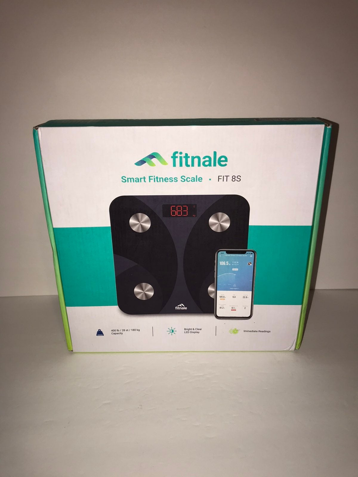 Fitnale Smart Fitness Scale
