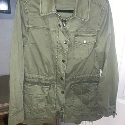Anthropologie Marrakech Army Style Jacket